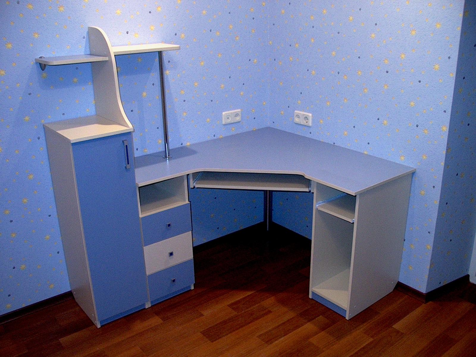 Детские компьютерные столы на заказ в казани klein gross.